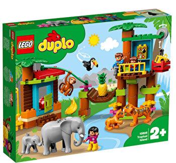 LEGO DUPLO, Insula tropicala 10906
