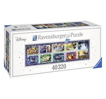 Puzzle Disney, 40320 piese de la Ravensburger