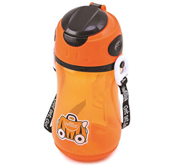 Recipient Trunki pentru lichide, Orange Tiger de la Trunki