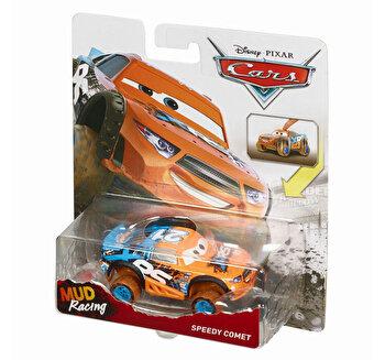 Cars, xrs mud personaje principale Speedy Comet de la Cars