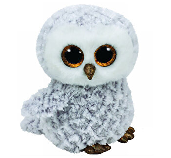 Owlette Bufnita Alba - plus Ty, 24 CM, Boos