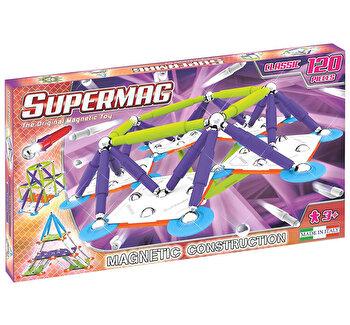 Supermag Classic Trendy – Set constructie 120 piese de la Supermag