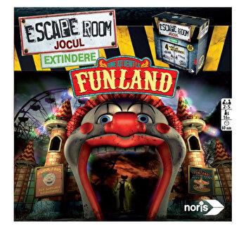 Escape Room – Funland, extensie de la Noris