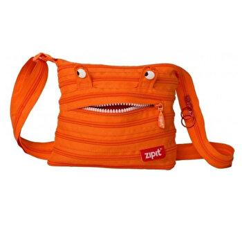 Geanta de umar Zipit Monster Mini – orange de la ZIPIT