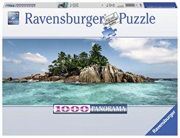 Puzzle Insula privata, 1000 piese de la Ravensburger