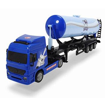 Camion Cisterna cu remorca, Dickie, 42 cm de la Dickie