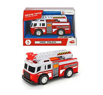 Masinuta de pompieri cu sunete si lumini Dickie Toys, 15 cm de la Dickie