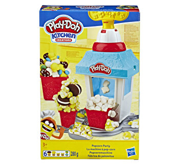 Play-Doh, Set Petrecerea cu Popcorn de la Play-Doh