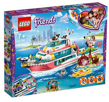 LEGO Friends, Barca pentru misiuni de salvare 41381 de la LEGO