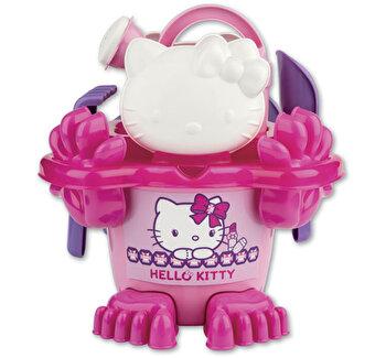 Set galetusa figurina Hello Kitty Androni cu stropitoare si accesorii de la Androni