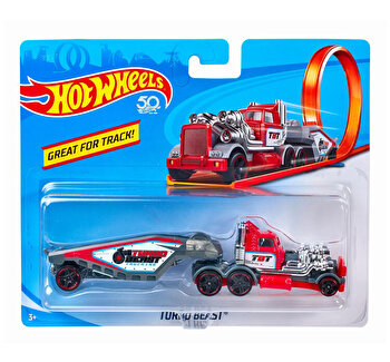 Hot Wheels, camioane turbo beast de la Hot Wheels