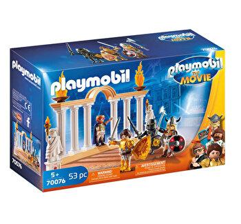 Playmobil Movie, Imparatul Maximus in Colosseum de la Playmobil