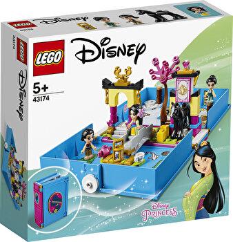 LEGO Disney Princess, Aventuri din cartea de povesti cu Mulan 43174