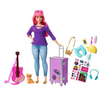 Papusa Barbie Travel – Daisy de la Barbie