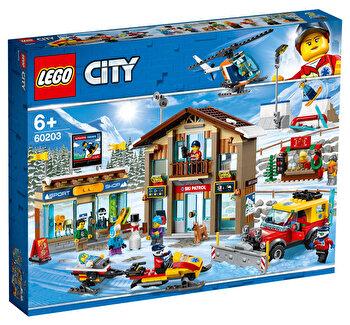 LEGO City, Statiunea de schi 60203 de la LEGO