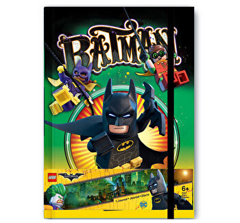 The LEGO Batman Movie, Agenda de la LEGO