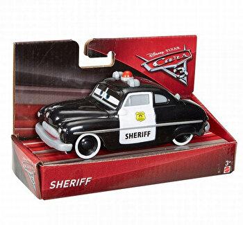 Cars, masini diverse modele 12 cm Sheriff de la Cars