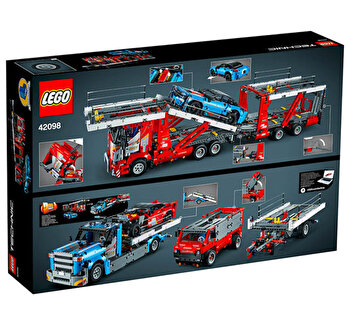 LEGO Technic, Transportor de masini 42098 de la LEGO