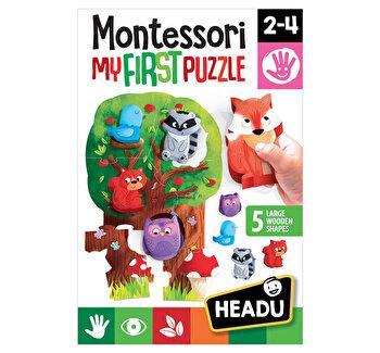 Montessori – Primul meu puzzle Padurea de la Headu