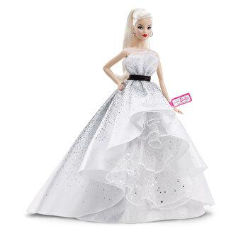 Papusa Barbie de colectie – Aniversare 60 ani de la Barbie