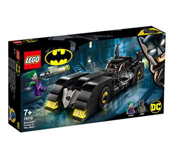 LEGO Super Heroes, Batmobile: Urmarirea lui Joker 76119 de la LEGO
