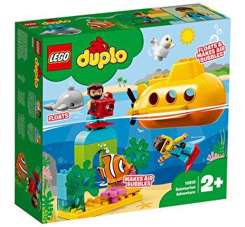 LEGO DUPLO, Aventura cu submarinul 10910 de la LEGO