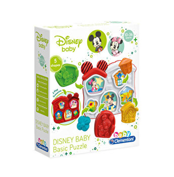 Jucarie Disney - Puzzle interactiv