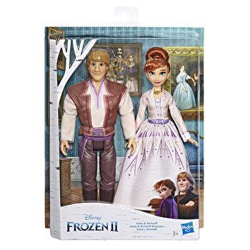 Frozen 2 – Set papusi Anna si Kristoff de la Disney