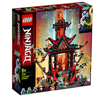 LEGO NINJAGO, Templul de nebunie al Imperiului 71712 de la LEGO