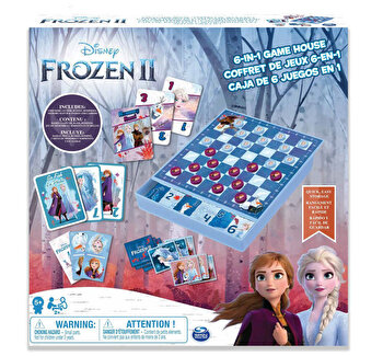Set jocuri 6in1, Frozen 2