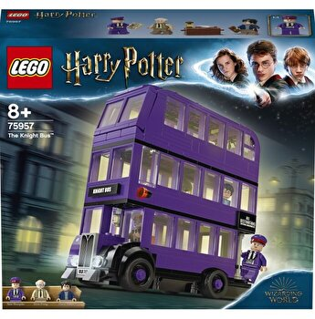 LEGO Harry Potter, Knight Bus 75957 de la LEGO