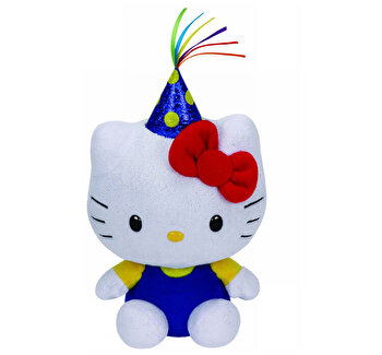 Babies Hello Kitty Party, Beanie – plus Ty, 15CM, Boos de la TY