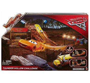 Cars 3 ,set de joaca thunder challenge de la Cars