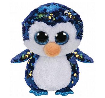 Pinguinul Payton Cu Paiete – plus Ty, 24 CM, Boos de la TY