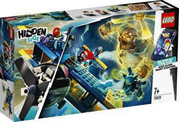 LEGO Hidden Side, Avionul de cascadorie al lui El Fuego 70429