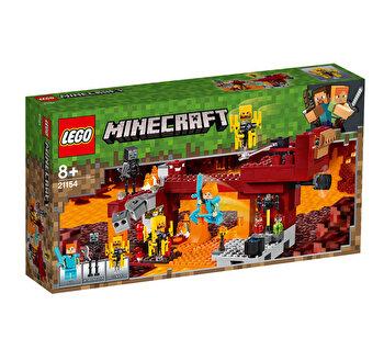 LEGO Minecraft, Podul Flacarilor 21154 de la LEGO