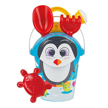 Set plaja pentru copii Androni Pinguin de la Androni