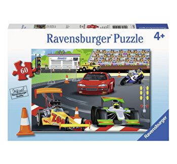 Puzzle Curse, 60 piese de la Ravensburger