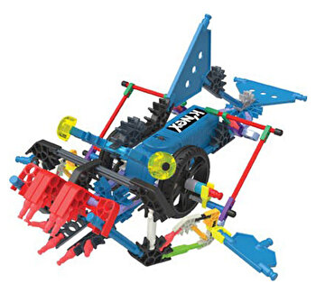 Set de constructie K'nex – animale robotice false de la K'Nex