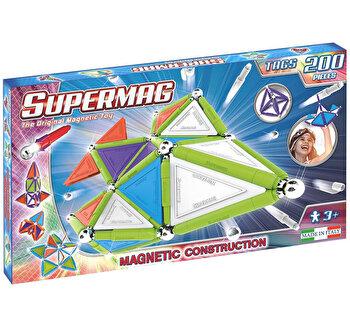 Supermag Tags Trendy – Set constructie 200 piese de la Supermag