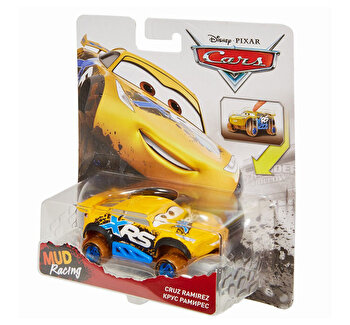 Cars, xrs mud personaje principale Cruz Ramirez de la Cars