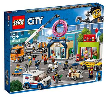 LEGO City, Deschiderea magazinului de gogosi 60233 de la LEGO