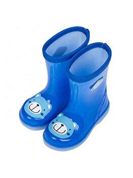 Cizme din cauciuc pentru copii Q06 Albastre 29 de la Jollywalk