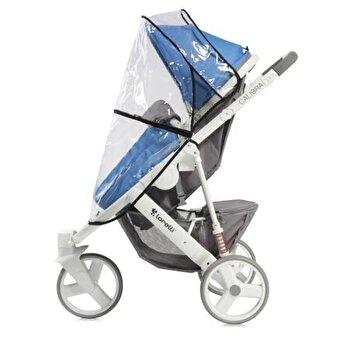 Husa de ploaie pentru carucior, Happy Rain, universal, geanta de transport inclusa de la Lorelli