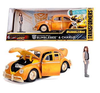 Masinuta Transformers Volkswagen Beetle de la Jada Toys