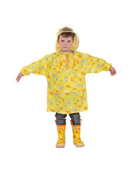 Pelerina de ploaie pentru copii YY03 Galbena L de la Jollywalk