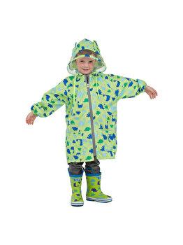 Pelerina de ploaie pentru copii YY03 Verde S de la Jollywalk