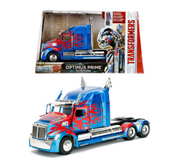 Transformers – t5 western star 5700, 1:24 de la Jada Toys