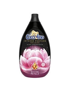 Balsam de rufe Coccolino Perfume DeLuxe Divine Petals, 870 ml de la Coccolino