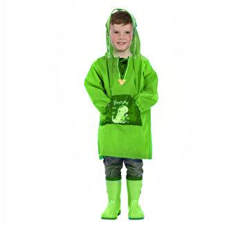 Pelerina de ploaie pentru copii R201 Verde S de la Jollywalk